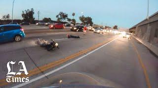 Jury awards $21.5 million to motorcyclist severely injured in freeway crash