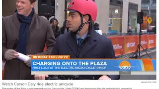 RYNO Motors on the Today Show
