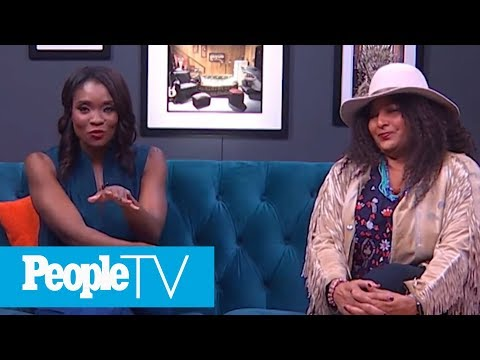 Pam Grier On Working With Samuel L. Jackson On Jackie Brown | PeopleTV | Entertainment Weekly