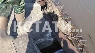 видео Нижний Новгород ушел под воду