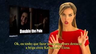 [LEGENDADO] Rehash do episódio 4x22 (The Walking Dead), com Arielle Kebbel.