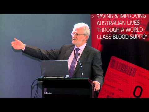 Dr Michael Smith, Overview of NSQHS Standards, 2013 National Blood Symposium