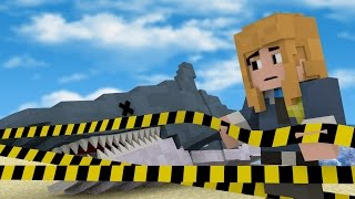 Minecraft | Jaws Movie 2 - SECRET SHARK INVESTIGATION MISSION! (Minecraft Roleplay) #1