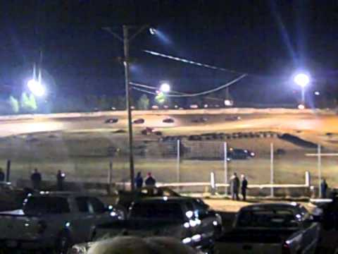 Camden speedway hummer heat race april 5 2014