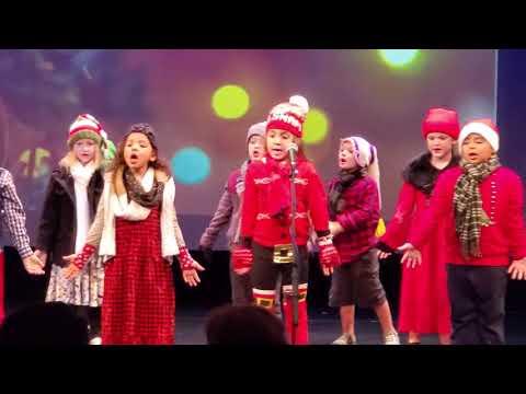 "Jax ""Grumps"" Part #2 Sarasota Academy Of The Arts Christmas Musical"