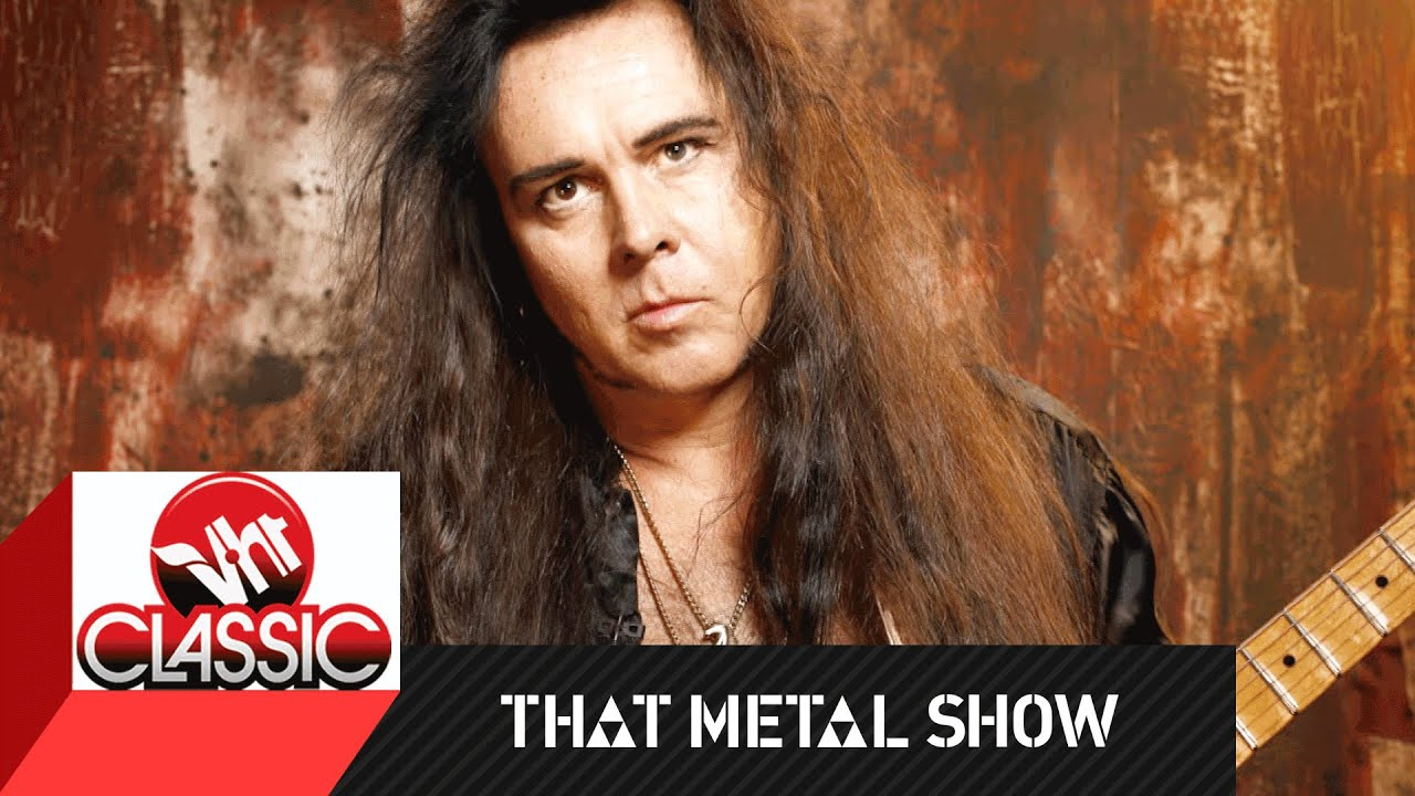 That Metal Show Yngwie Malmsteen That Metal Gear Vh1 Classic