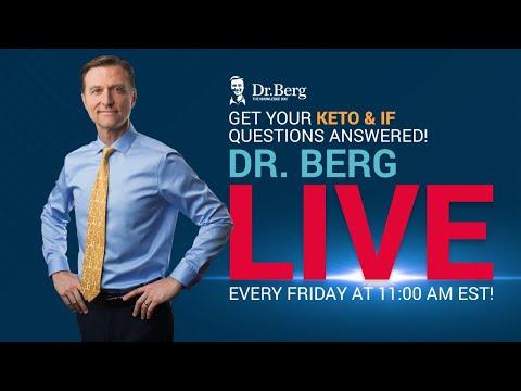 Dr. Berg Live Q & A