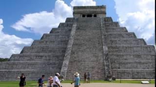 メキシコマヤ遺跡チチェンイッツァの不思議現象