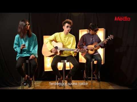 EUREKA - SUARA TAKBIR - Live Akustik - The Stage Raya - Media Hiburan