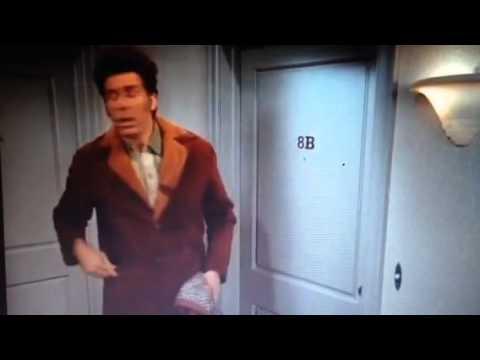 Kramer change Seinfeld