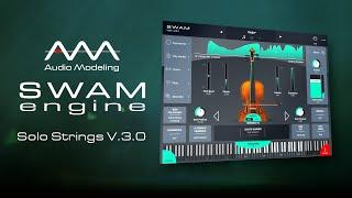 Audio Modeling - SWAM Solo Strings v3