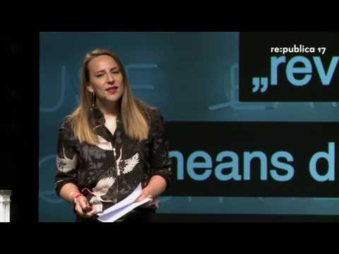 re:publica 2017 - Theresa Züger: Reload Disobedience on YouTube