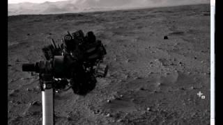 A-Frame Houses & Cars Found On Mars .
