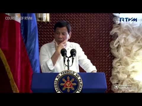 Don't become a Judas like Trillanes, Duterte tells gov't officials