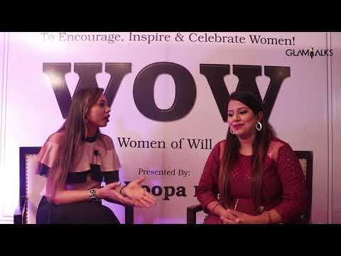 Seema Chopra | Exclusive Interview | Women Of Will 2.2 | GlamTalks