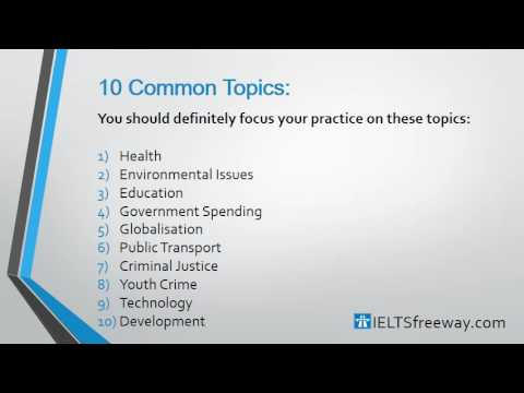 How To Do IELTS Writing Task 2 General And Academic - Part 1/4 - Getting The Basics Right