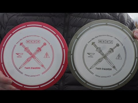 Yikun Discs Twin Swords Review