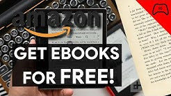 Get real EBOOKS for FREE from AMAZON! [Part 1] [2019] | InGame