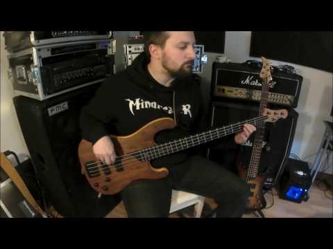 Whitesnake - Medicine Man On Bass