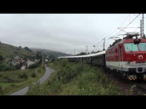 (15.07.11) Skalité-Serafínov - Orient Express!