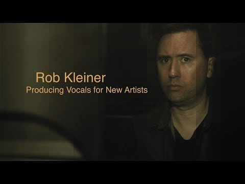 BMG AVID : Perspectives   Rob Kleiner   Producing Vocals for New Artists