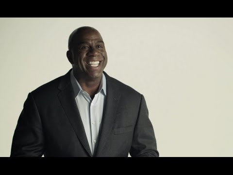 Magic Johnson Wants You to Get Obamacare