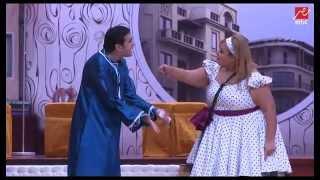 #مسرح مصر  لما مراتك تستجوبك    انا اتخن ولا ميريام فارس     هتجاوب بإية ؟