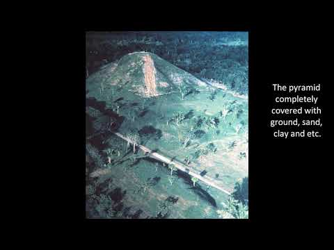The Ancient traces of the global flood in Mexico ?