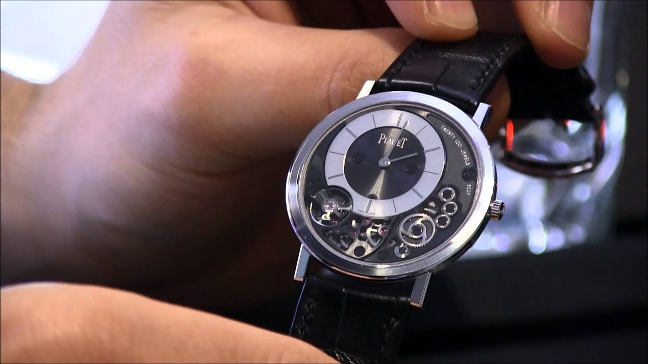 review automatic watch ultimate the price altiplano piaget watches in thinnest world s