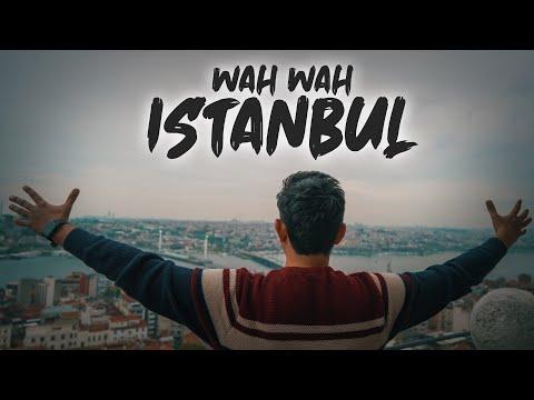 WAH WAH ISTANBUL   TURKEY 2020 EP 02   Travel Vlog   Mansoor Qureshi MAANi