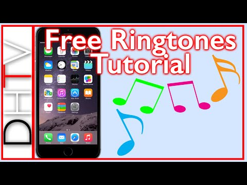 How To Get Free Ringtones For iPhone 6s and iPhone 6s Plus - Tutorial