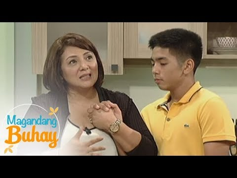 Magandang Buhay: Cherry Pie as a mother