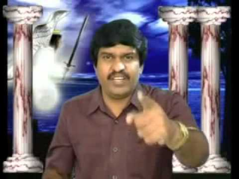 But David could not go before it to enquire of God I Chronicles 21 30 Tamil Bible Message by Allen Paul www keepvid com