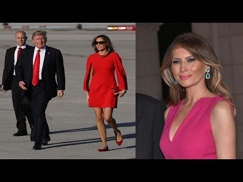 Melania Trump reappears Super Bowl weekend – and is gone again