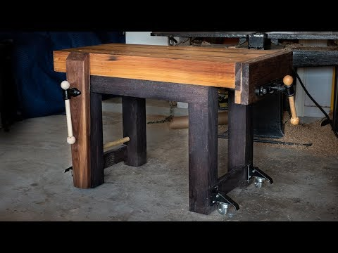 how-to-build-a-woodworking-workbench