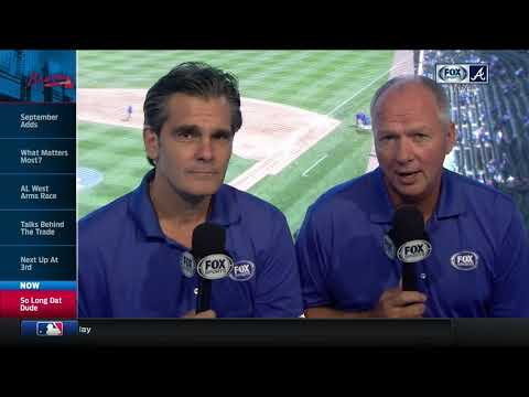 Chip Caray and Joe Simpson on the impact of Braves losing Brandon Phillips