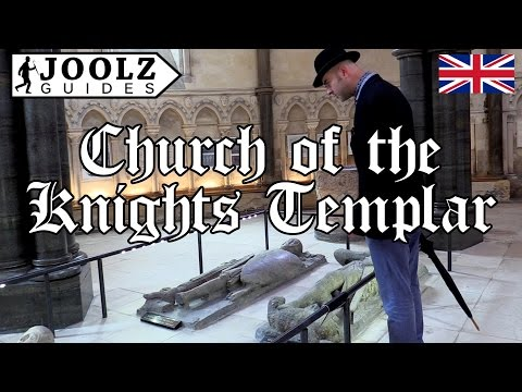 Temple Church - TOP 50 THINGS TO DO IN LONDON - London Guides