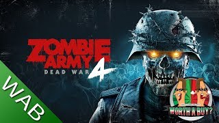 Zombie Army 4 Dead War Review - Is it worth a buy?