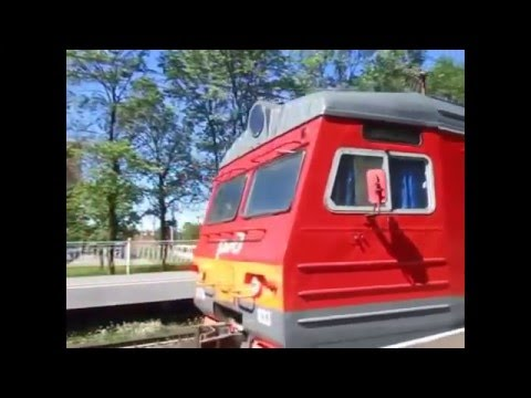 ⇕ ⇕ Электрички Санкт – Петербурга// Electric Trains Of St. Petersburg