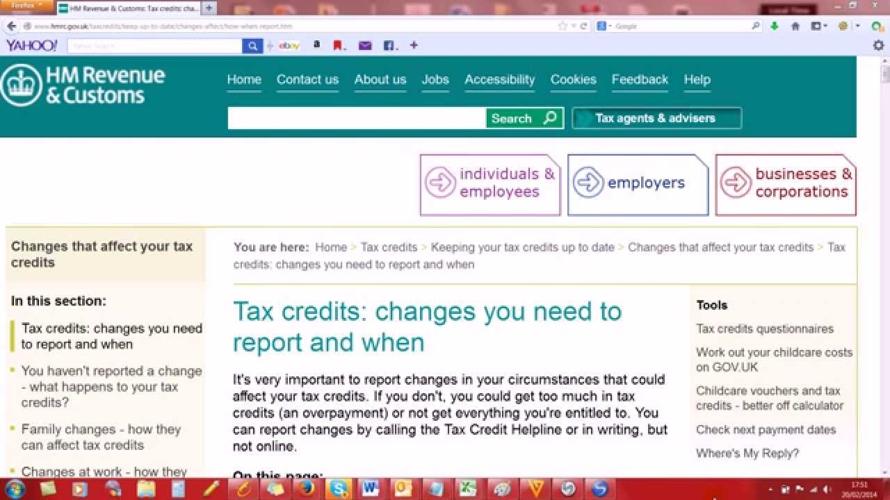 child tax credit form download