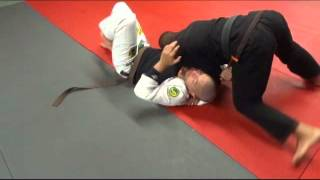 Nine Submission Attacks Using Opponents Lapel From Side Control