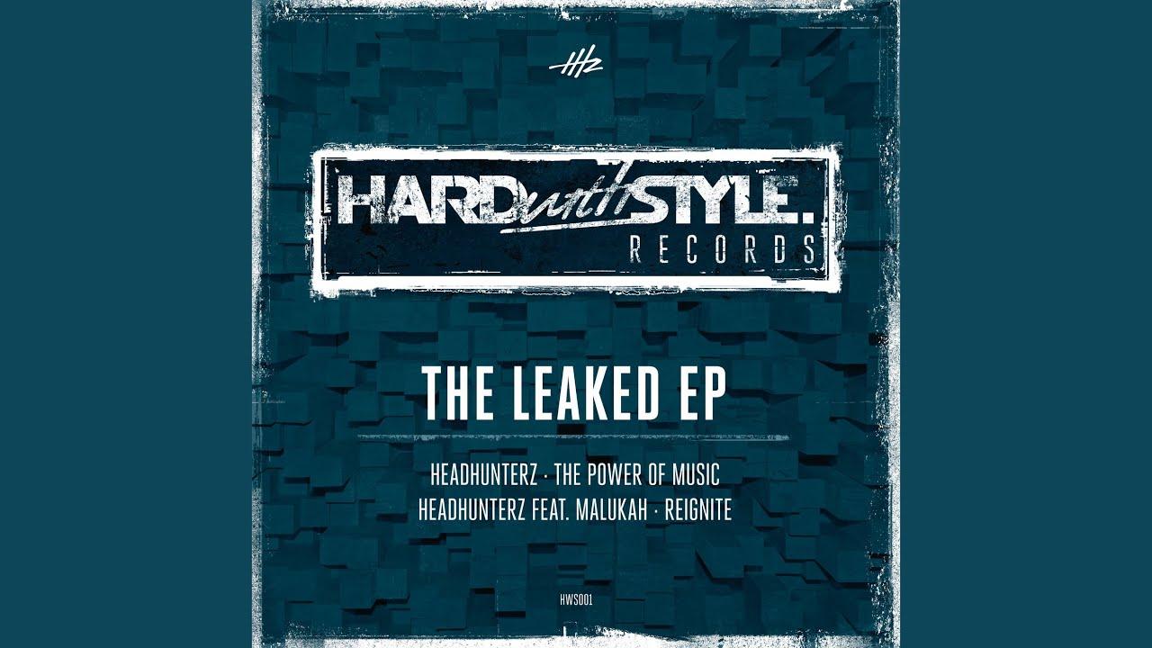 Headhunterz - The Leaked EP