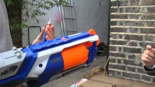 exploding nerf bullets billy and ben