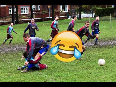 Best Sunday League Football Vines #2 | Tackles, Fights and Goals