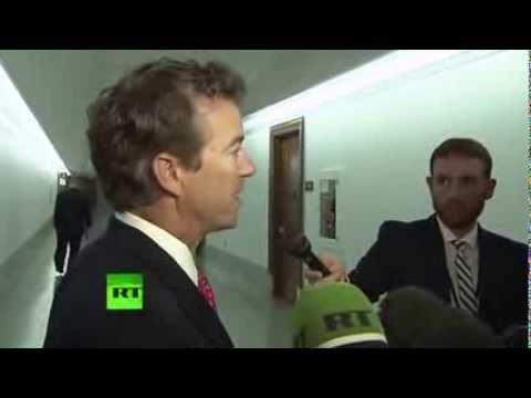 Rand Paul decries US strike against Syria