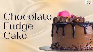 Fudge Cake | Bake Diaries of Chef Rakhee Vaswani | FoodFood