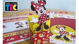 Tema: Porta Doces - Minnie Mouse - Disney! COMPARTILHE...s2