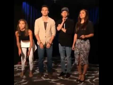 Interview With The Actors From Step Up All In Adam Sevani
