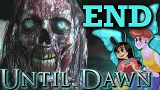 UNTIL DAWN 2 Girls 1 Let's Play Part 19: END