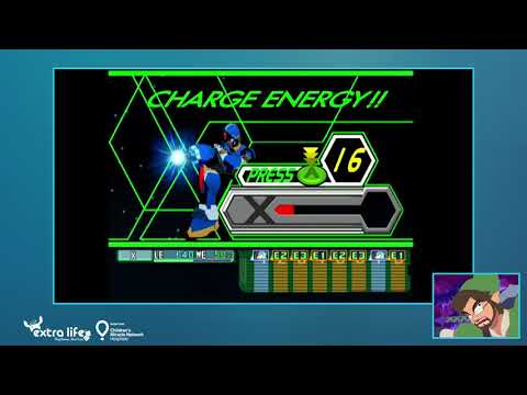 [Streaming] Mega Man X: Command Mission [Part 1]